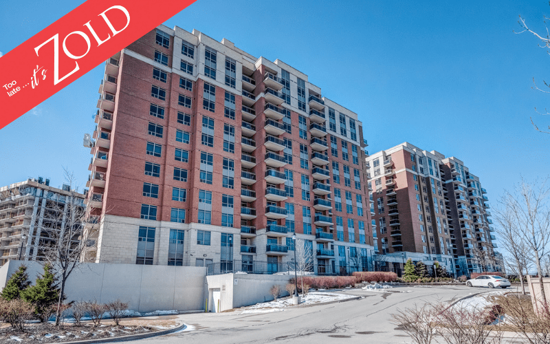 73 King William Cres Unit 811, Richmond Hill