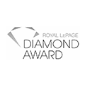 Diamond Award | Team Zold Real Estate Awards