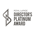 Platinum Award | Team Zold Real Estate Awards